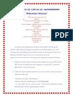 """V Concurso de cartas de amor ridículas """"Fernando Pessoa"""""""