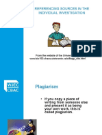 Wbq-good Practice Guides Powerpoint Referencing and Plagiarism