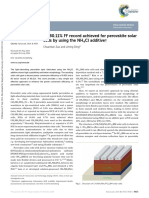 An 80.11_ FF Record Achieved for Perovskite Solar Cells by Using the NH4Cl Additive