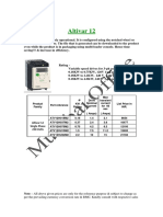 VFD Price List 28 Nov 2014