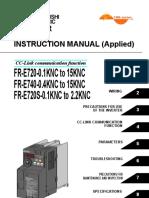 FR e700 Manual