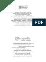 Receitas Melhoramentos Bifes Macarrao