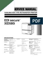 EDI secure Service Manual