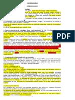 CRISTOLOGÍA I - Resumen Para Exámen, Forma Definitiva