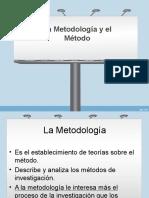 5 la metodología y el método.ppt