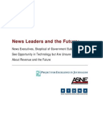 News Leaders and the Future