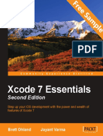 Xcode 7 Essentials - Second Edition - Sample chapter