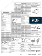 Manual de Instalação Sensor Capacitivo