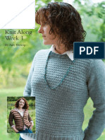 Options Knit Along Pattern