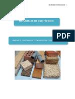 1 Materiales de Uso Tecnico