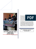 Interspeeches International CSB Okija Project Report.testament of Service.