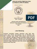 Presentasi Seminar Tambang