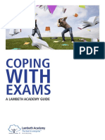 coping with exams -a guide