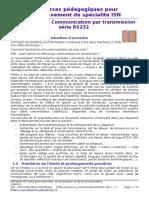 Fiche Ressource CommunicationRS232