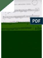 Hunting Song for Horn Quartet