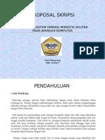 Proposal Skripsi Print