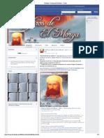 El Morya _Zafiros de El Morya_ - Libro (Facebook 20-1-2016)