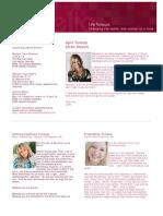Lobella April Newsletter