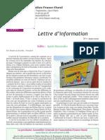 Newsletter FO 7 2010