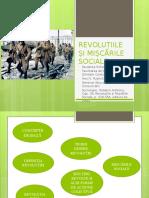 Revoluțiile Și Mișcările Sociale