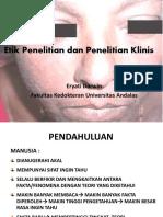 Etik 20Penelitian 20dan 20Penelitian 20Klinis 202015(2)