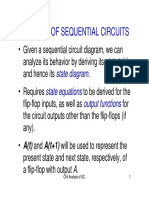 EEE122_ Analysis of Sequential Logic