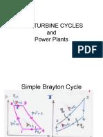 000 TD C 5.1 GAS TURBINE CYCLES  18.04.2012.ppt