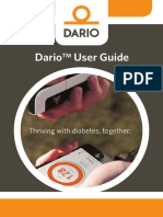 Dario Smart Glucose Meter User Guide