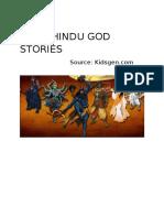 Hindu God Stories