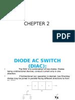 CHEPTER 2 TRIAC DIAC