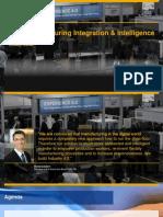 SAP MII Workshop Nov 2014