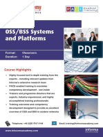 OSS BSS Systems and Platforms India