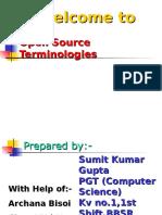 Open Source Terminologies