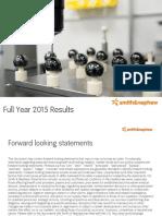 Snn Fy 2015 Results Presentation