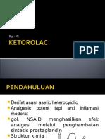 Ketorolac IG