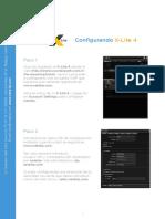 Configuracion X Lite4