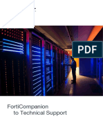 Forti-CompanionToTechnicalSupport