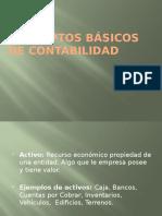 Conceptos Básicos - Ecuación Contable