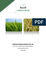 ricesoft-factsheet