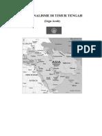 REGIONALISME DI TIMUR TENGAH (LIGA ARAB)