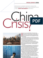 Point Carbon - China Crisis?