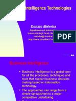 Business Intelligence Technologies (1)