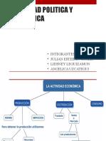 Actividad Politica y Economica 11aa