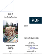 Special Issues PSC