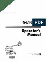 Genie S40 Ops