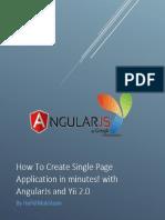 angular1-yii2