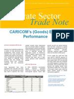 CRNM - Private Sector Trade Note - Vol 1 2009