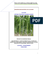 Snip de Bambu