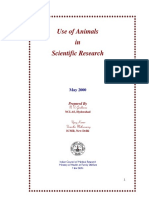 Animals Biomedical Research