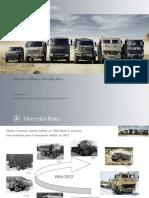 Camiones actross Mercedes Benz